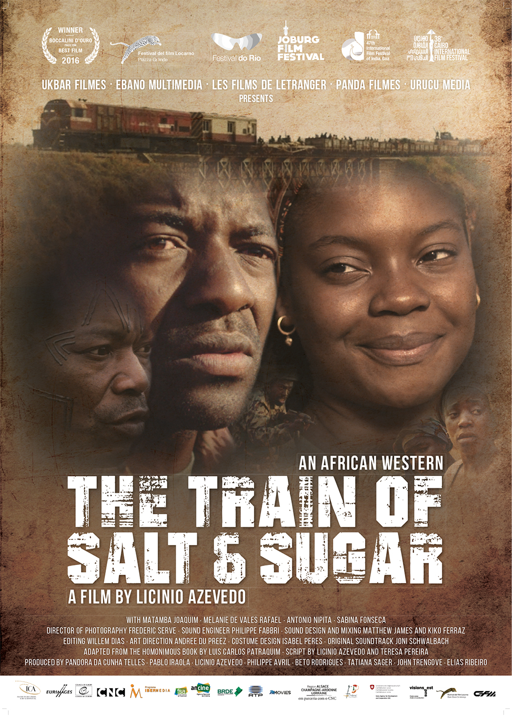 The Train of Salt and Sugar / Pociąg soli i cukru