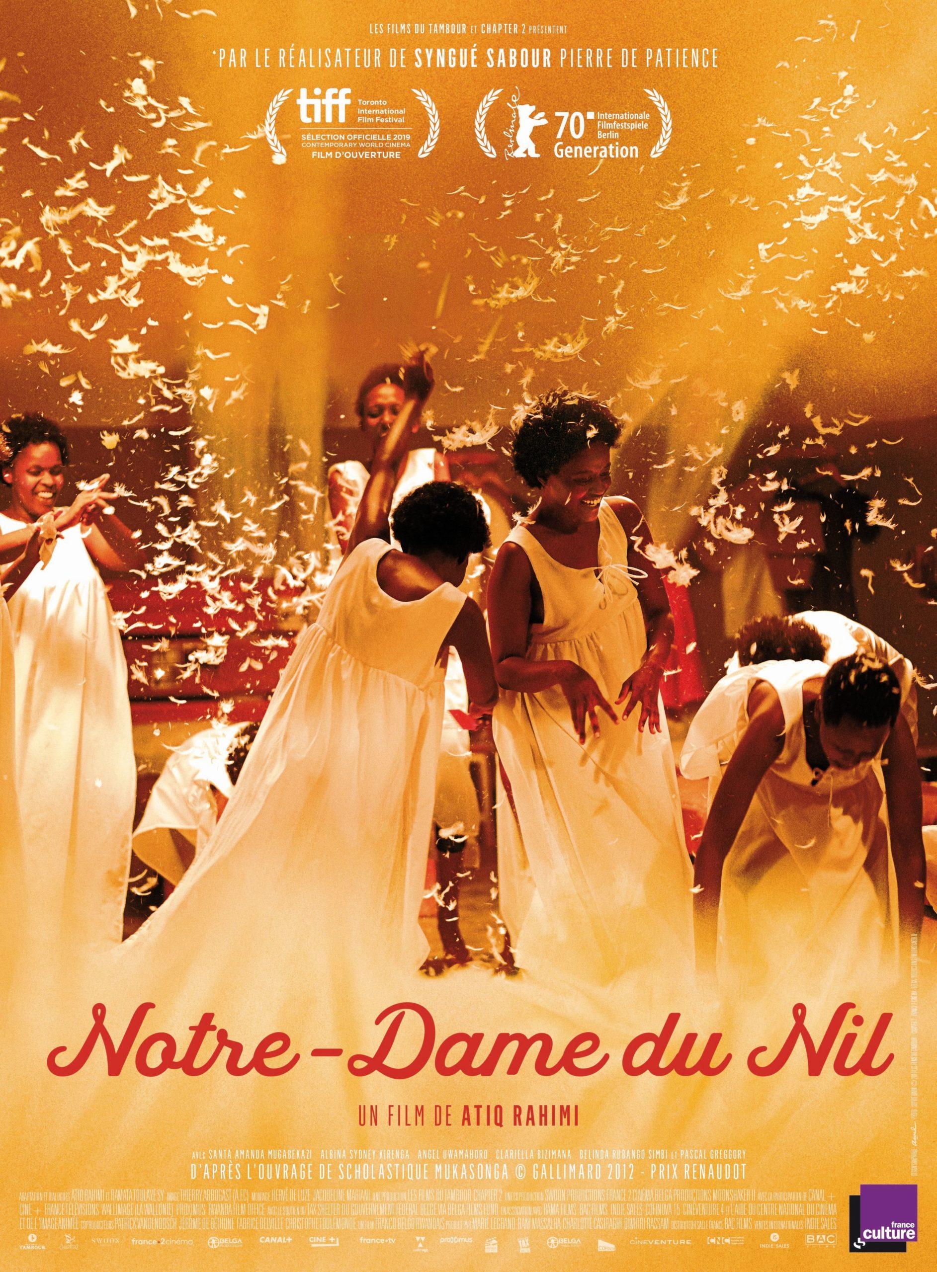 Notre-Dame du Nil / Maria Panna Nilu