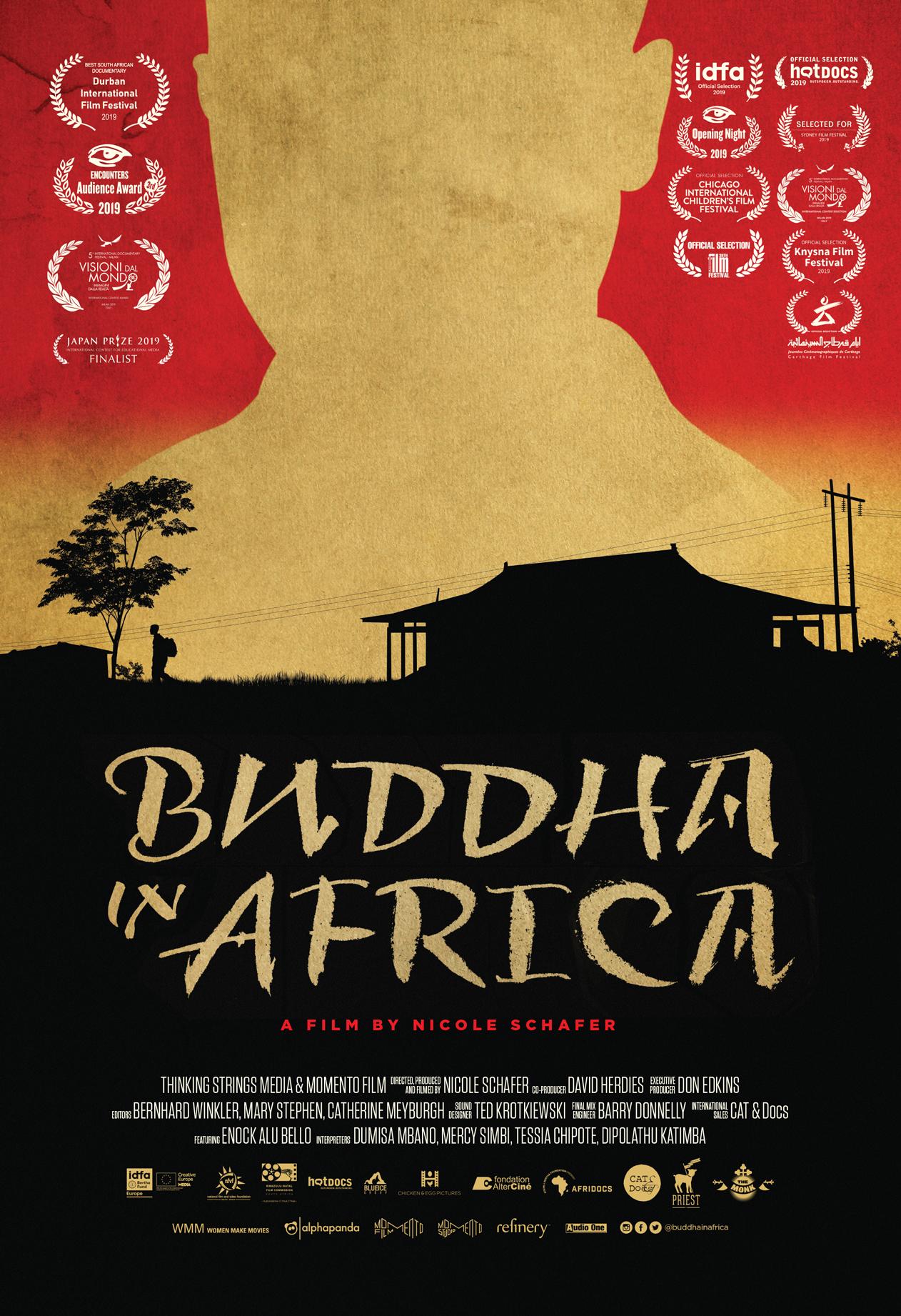Buddha in Africa / Budda w Afryce