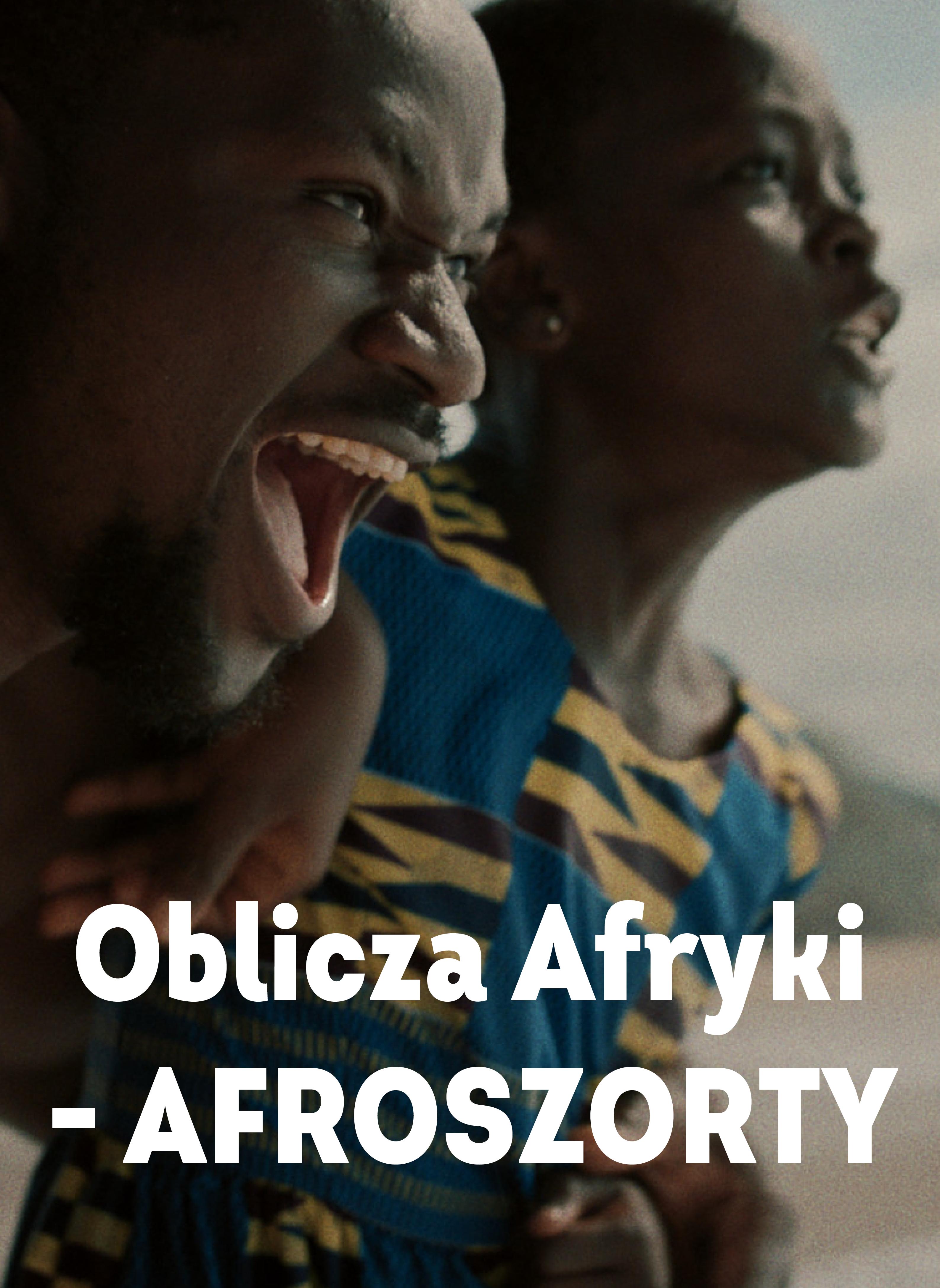 Oblicza Afryki – AFROSZORTY